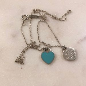 Authentic Tiffany & Co neclace